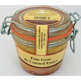 Foie Gras de Canard Entier 300g Saveur d'Auge