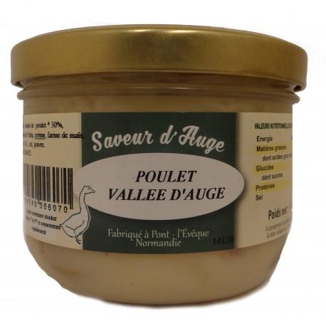 Poulet Vallée d'Auge