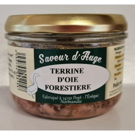 Terrine d'Oie Forestière