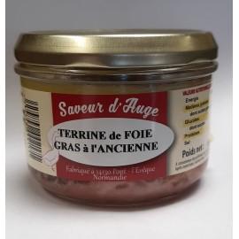 Terrine de Foie Gras à l'Ancienne