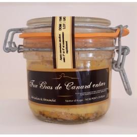 Foie Gras de Canard Entier 170g Saveur d'Auge